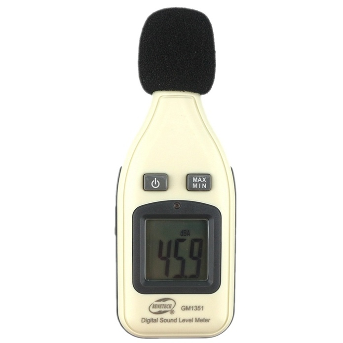 Измеритель уровня звука <b>Digital Sound Level Meter</b>, Диапазон ...
